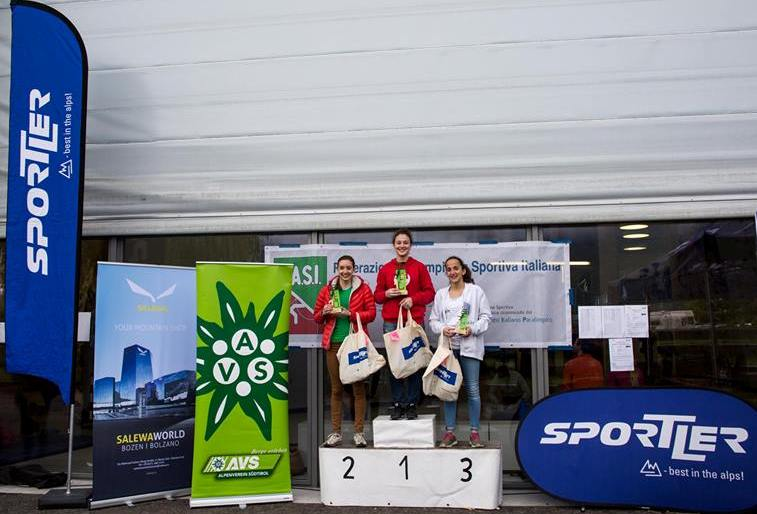 Foto: Claudia Ebner - AVS Sportklettern