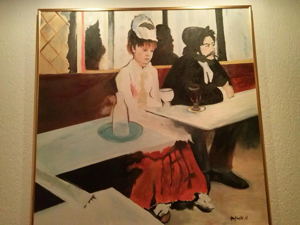 Michele Bonfante alle rese con le arti figurative